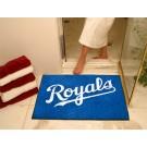 "34"" x 45"" Kansas City Royals All Star Floor Mat"