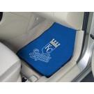 "Kansas City Royals 27"" x 18"" Auto Floor Mat (Set of 2 Car Mats)"