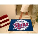 "34"" x 45"" Minnesota Twins All Star Floor Mat"