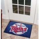 """Minnesota Twins 19"""" x 30"""" Starter Mat"""