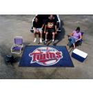 5' x 8' Minnesota Twins Ulti Mat