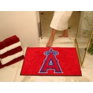 "34"" x 44 1/2"" Los Angeles Angels of Anaheim All Star Floor Mat"