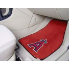 "Los Angeles Angels of Anaheim 17"" x 27"" Carpet Auto Floor Mat (Set of 2 Car Mats)"
