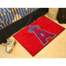 "Los Angeles Angels of Anaheim 19"" x 30"" Starter Mat"