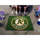 5' x 6' Oakland Athletics Tailgater Mat