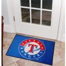 """Texas Rangers 19"""" x 30"""" Starter Mat"""