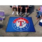 5' x 6' Texas Rangers Tailgater Mat