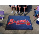 5' x 6' Atlanta Braves Tailgater Mat