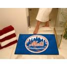 "34"" x 45"" New York Mets All Star Floor Mat"