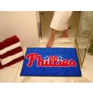 "34"" x 45"" Philadelphia Phillies All Star Floor Mat"