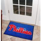 """Philadelphia Phillies 19"""" x 30"""" Starter Mat"""