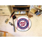 "29"" Round Washington Nationals Baseball Mat"