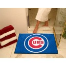 "34"" x 45"" Chicago Cubs All Star Floor Mat"