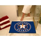 "34"" x 45"" Houston Astros All Star Floor Mat"