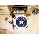 "27"" Round Houston Astros Baseball Mat"