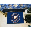 "Houston Astros 19"" x 30"" Starter Mat"