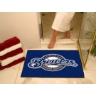 "34"" x 45"" Milwaukee Brewers All Star Floor Mat"