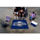 5' x 6' Milwaukee Brewers Tailgater Mat by