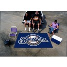 5' x 8' Milwaukee Brewers Ulti Mat by