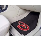 "Arizona Diamondbacks 27"" x 18"" Auto Floor Mat (Set of 2 Car Mats)"