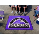 5' x 6' Colorado Rockies Tailgater Mat
