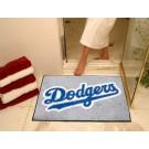 "34"" x 45"" Los Angeles Dodgers All Star Floor Mat"