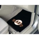 "San Francisco Giants 27"" x 18"" Auto Floor Mat (Set of 2 Car Mats)"