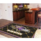 Baltimore Ravens 5' x 8' Area Rug by