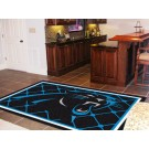 Carolina Panthers 5' x 8' Area Rug by