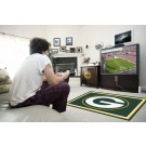 Green Bay Packers 4' x 6' Area Rug