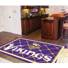 Minnesota Vikings 5' x 8' Area Rug