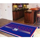 New York Giants 5' x 8' Area Rug by