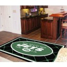 New York Jets 5' x 8' Area Rug by