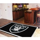 Oakland Radiers 5' x 8' Area Rug