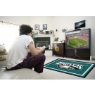 Philadelphia Eagles 4' x 6' Area Rug by