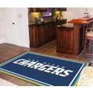 San Diego Chargers 5' x 8' Area Rug