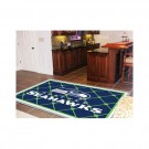 Seattle Seahawks 5' x 8' Area Rug