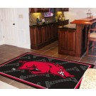 Arkansas Razorbacks 4' x 6' Area Rug