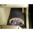 "Kent State Golden Flashes 17"" x 27"" Carpet Auto Floor Mat (Set of 2 Car Mats)"