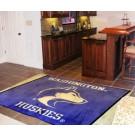 Washington Huskies 5' x 8' Area Rug by