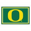 Oregon Ducks 4' x 6' Area Rug by