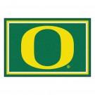Oregon Ducks 5' x 8' Area Rug by
