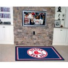 Boston Red Sox 5' x 8' Area Rug by