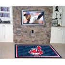 Cleveland Indians 5' x 8' Area Rug by