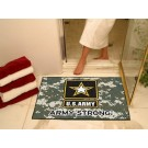 "US Army 34"" x 45"" All Star Floor Mat"
