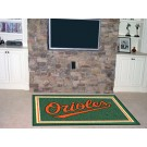 Baltimore Orioles 5' x 8' Area Rug by