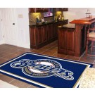Milwaukee Brewers 5' x 8' Area Rug by