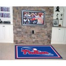 Philadelphia Phillies 5' x 8' Area Rug
