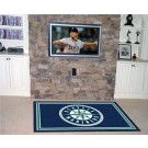 Seattle Mariners 5' x 8' Area Rug
