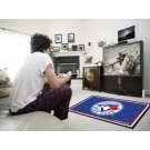 Toronto Blue Jays 4' x 6' Area Rug
